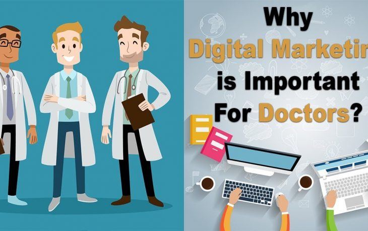 How Digital Marketing is a necessary element for doctors